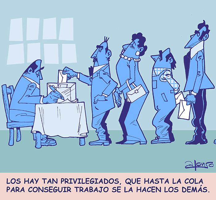COLA POLITICOS