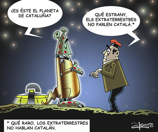 ET EN EL PLANETA CATALAN
