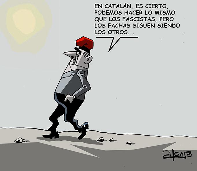LENGUAS CON PATENTE DE CORSO