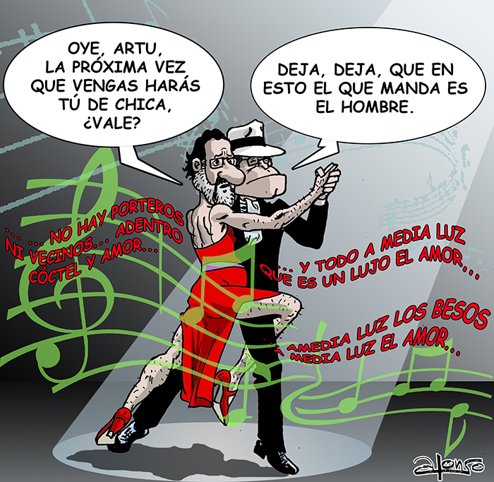 ULTIMO TANGO EN MADRIT