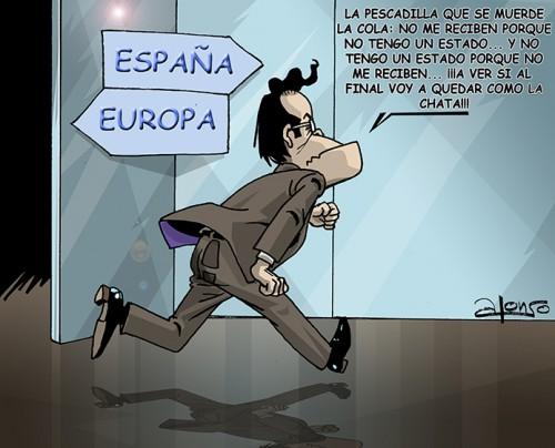 MAS VUELVE DE EUROPA