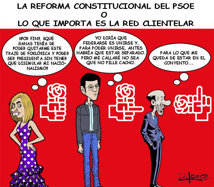 REFORMA CONSTITUCIONAL DEL PSOE