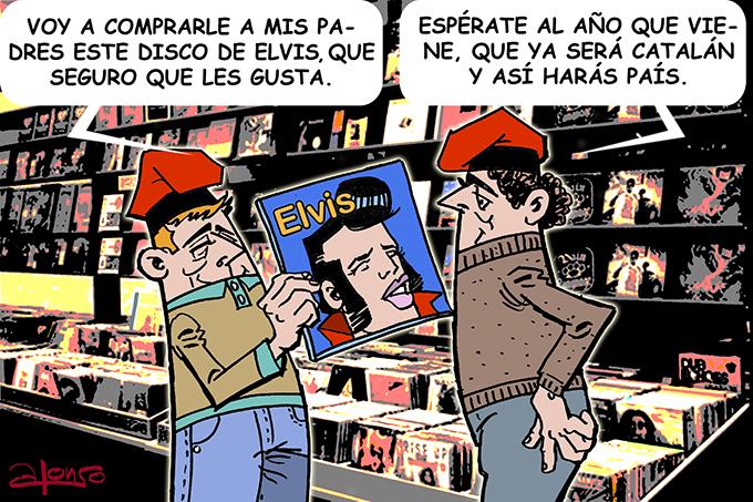 DISCO DE ELVIS