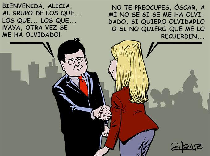 ALICIA Y OSCAR