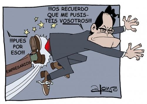 MAS Y ZAPATO DE EMPRESARIOS