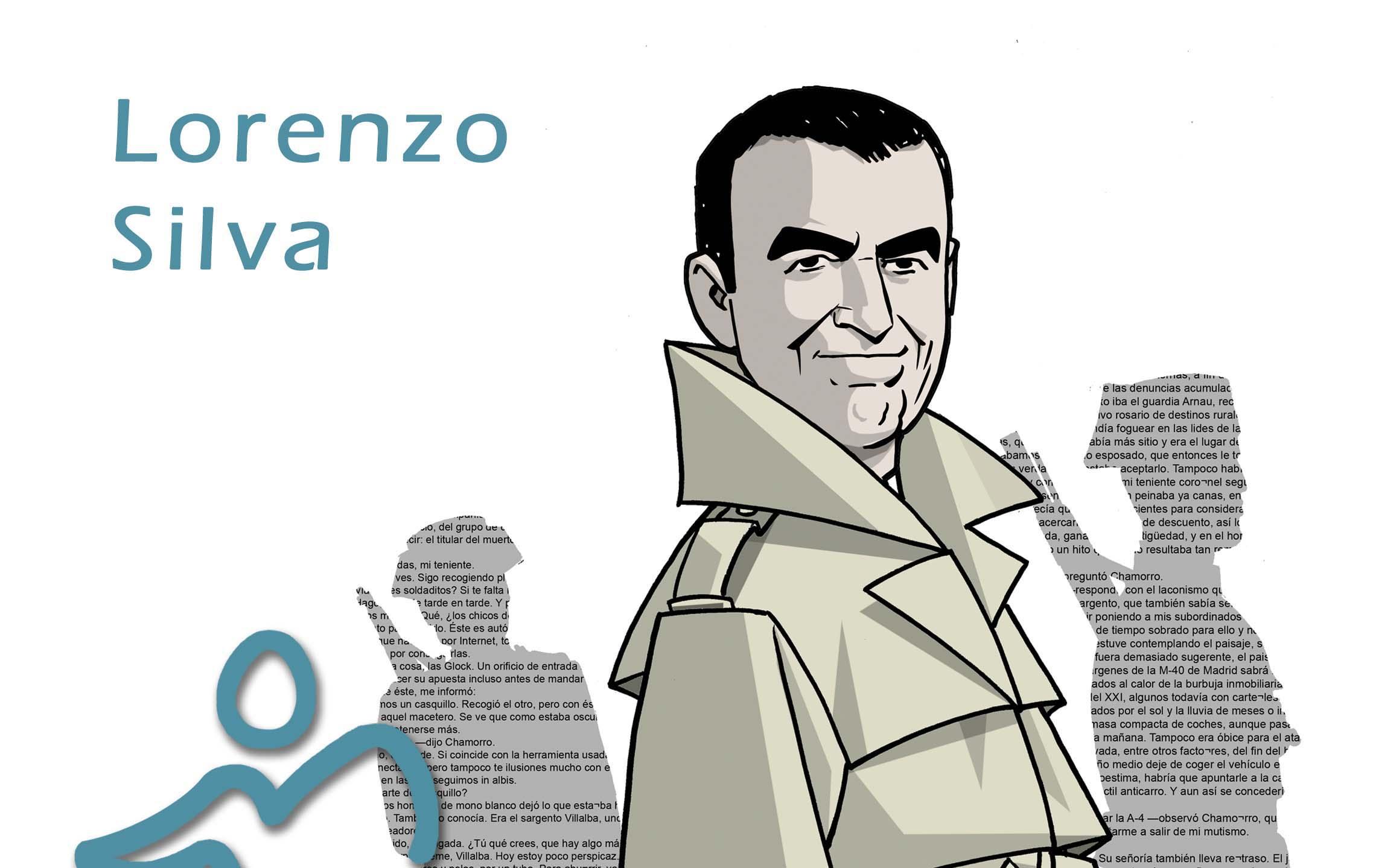Tertulia Con Lorenzo Silva