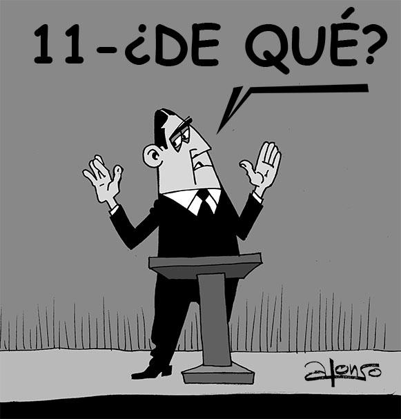 11 DE MARZO