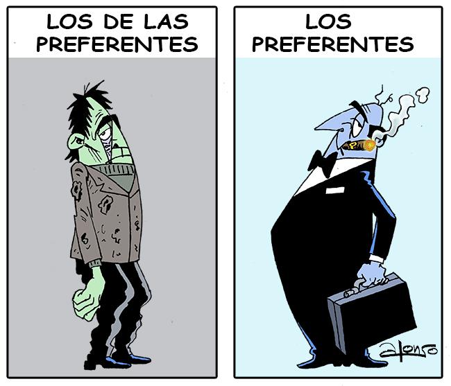 PREFERENTES