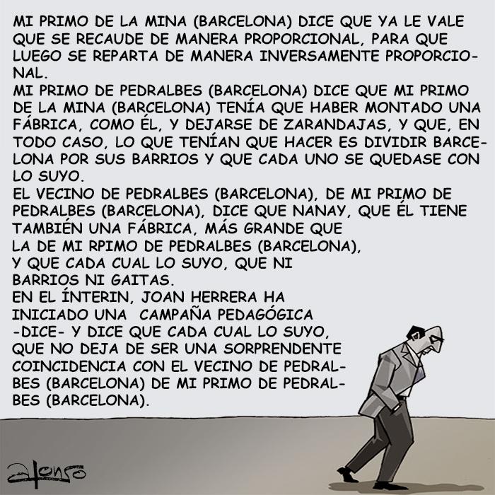 MIS PRIMOS Y JOAN HERRERA