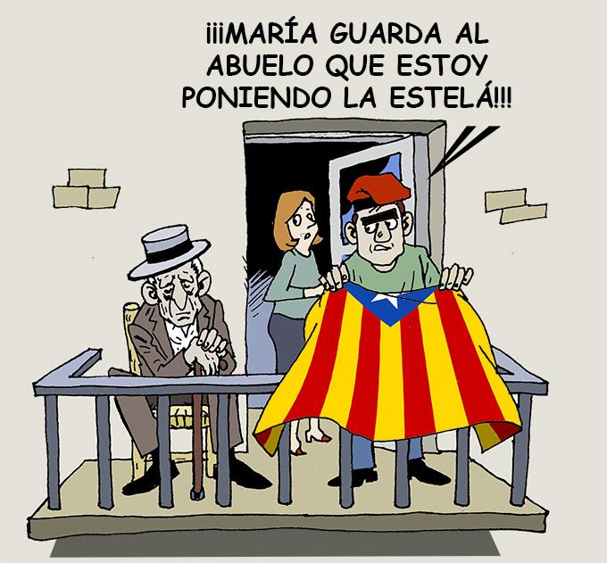 ¡¡Cuidado Con El Abuelo!!