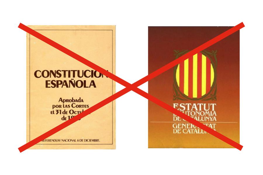 Golpe Estatut Constitucion