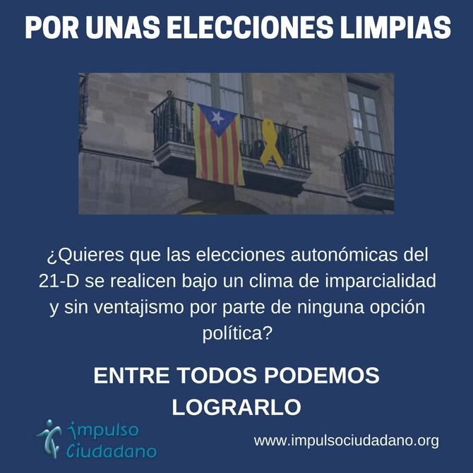 Por Unas Elecciones Limpias 21d 1