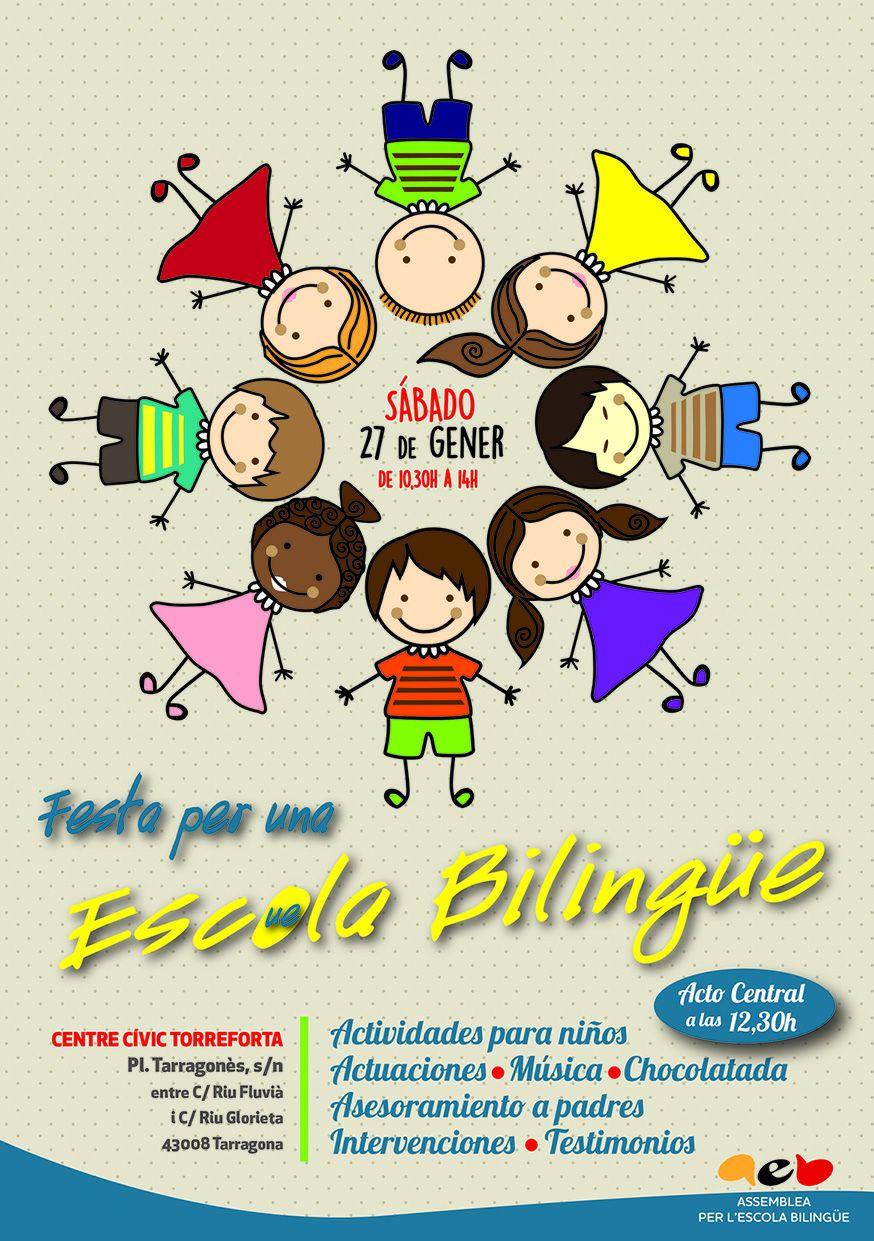 Celebración De La II Fiesta Por Una Escuela Bilingüe