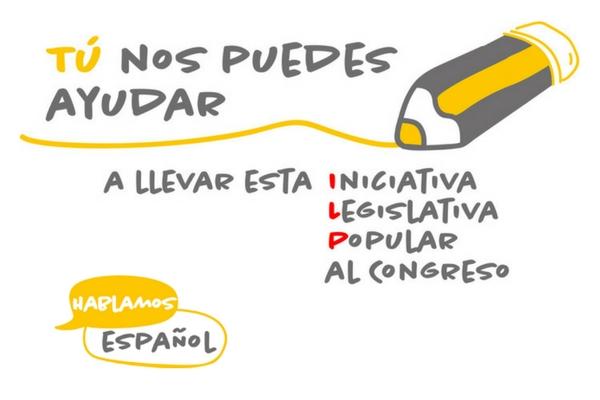 Impulso Ciudadano Apoya La ILP Por La Libertad De Elección Lingüística