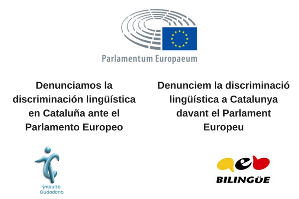 Denuncia Discr Ling Parlamento Eu