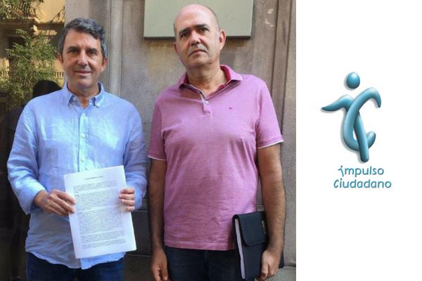 Impulso Ciudadano Denuncia Ante El TSJC El Acoso Institucional Contra Los Constitucionalistas En Cataluña