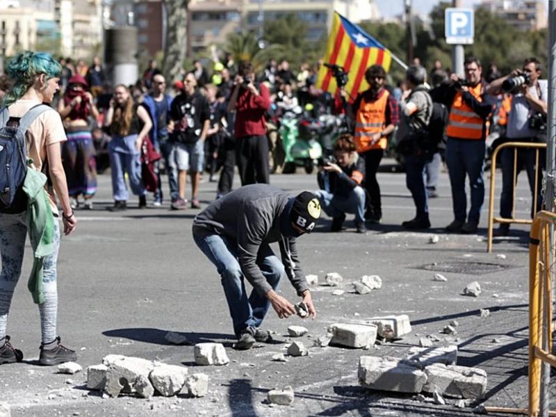 Impulso Ciudadano Rechaza El Ataque A Pedradas Contra Simpatizantes De VOX
