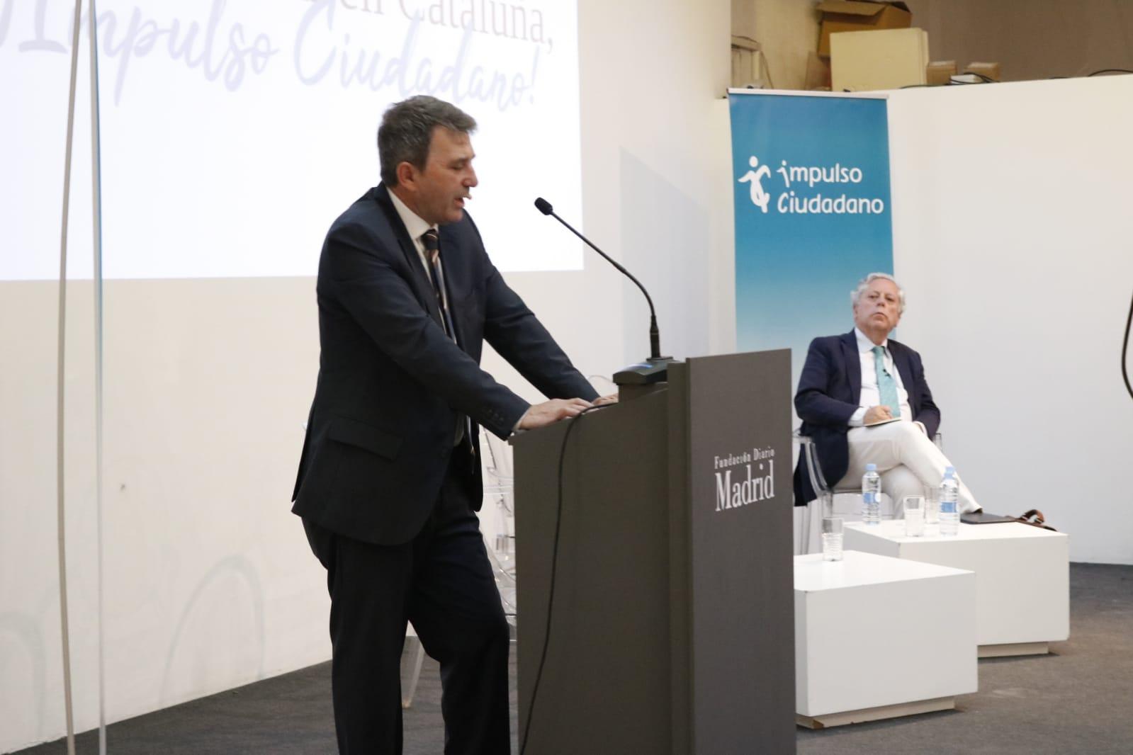 Exitosa Presentación De Impulso Ciudadano En Madrid