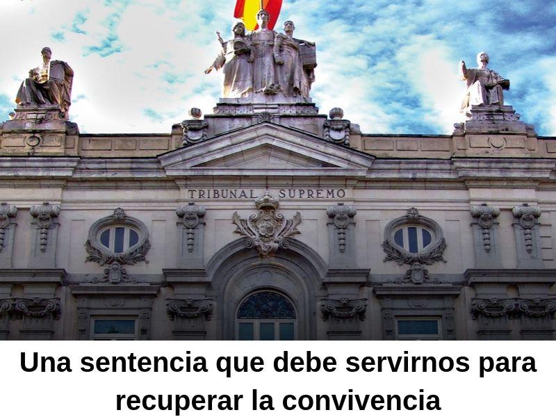 Sentencia Dirigentes Separatistas
