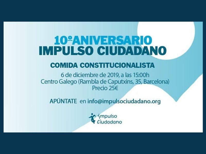 INVITACION COMIDA ANIVERSARIO