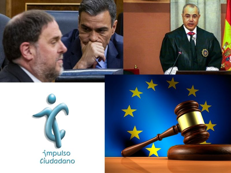 Sentencia Tjue Junqueras