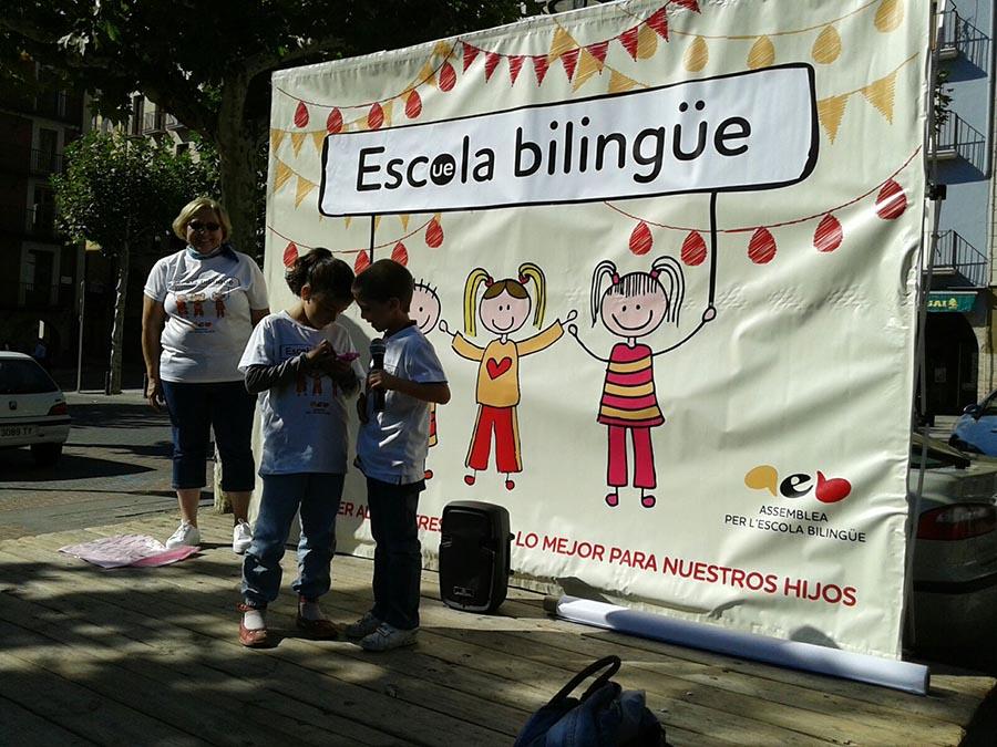 El TSJC Anula Proyectos Lingüísticos Que No Reconocen El Castellano Como Lengua Vehicular