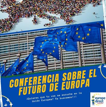 Impulso Ciudadano Se Implica En La Conferencia Sobre El Futuro De Europa