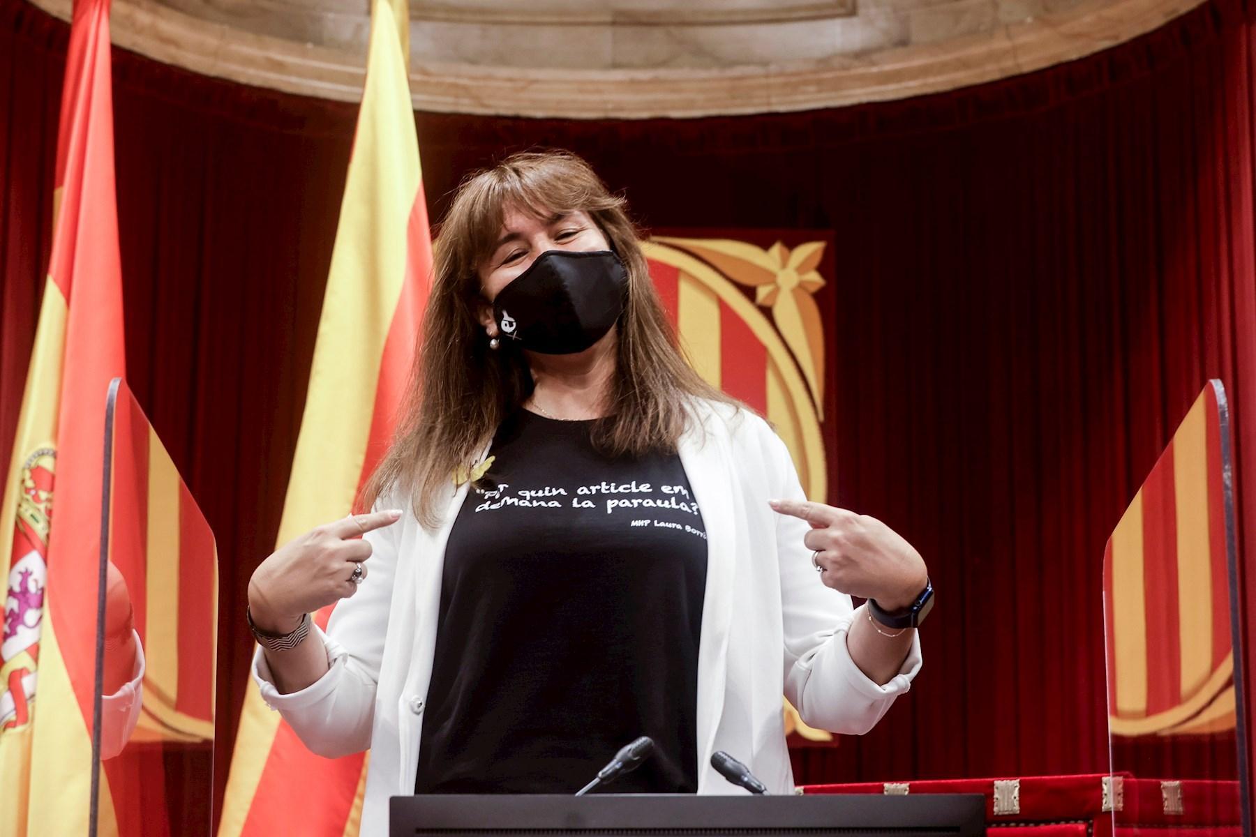 Impulso Ciudadano Reprueba El Desprecio Al Pluralismo Lingüístico Y Social De Laura Borràs